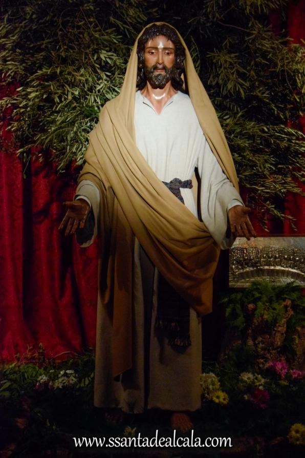 Solemne Besamanos al Cristo de la Paz (14)