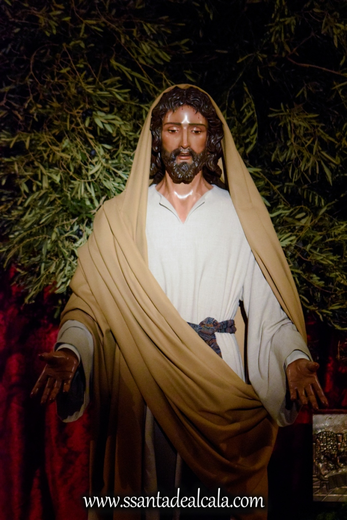Solemne Besamanos al Cristo de la Paz (9)
