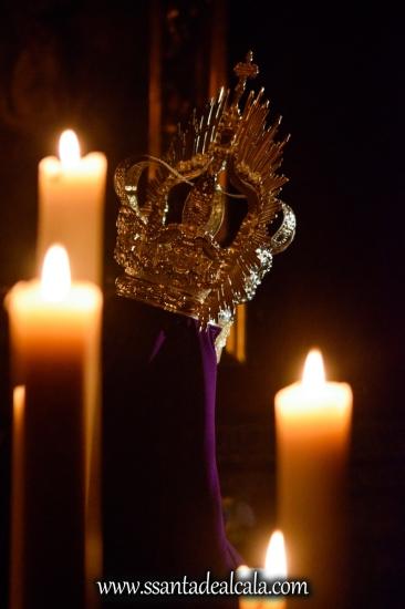 Besamanos a la Virgen de la Amargura (19)