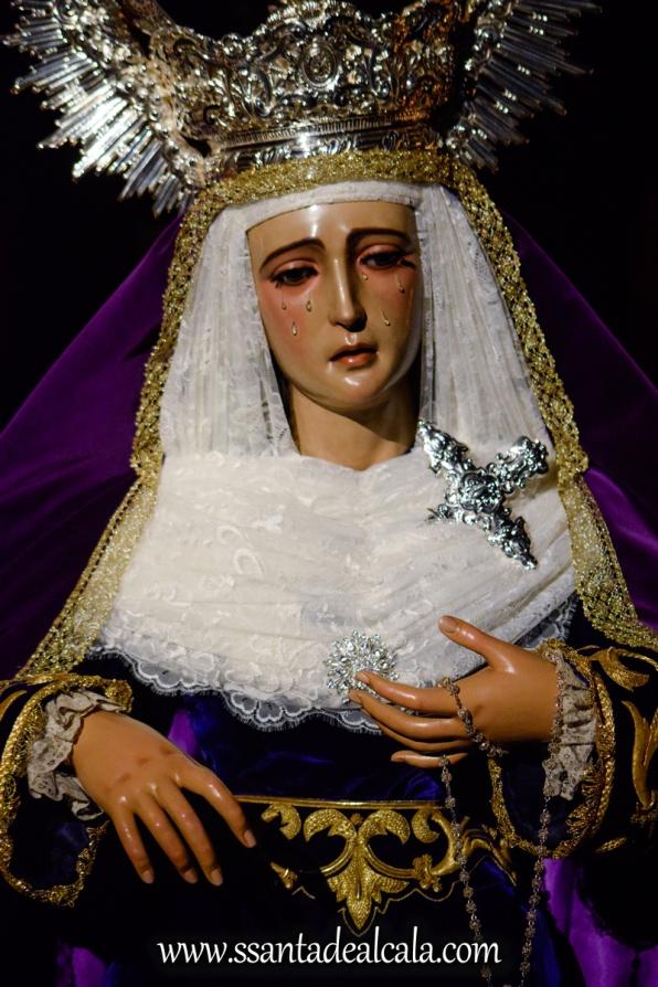 Besamanos a la Virgen de la Amargura (8)