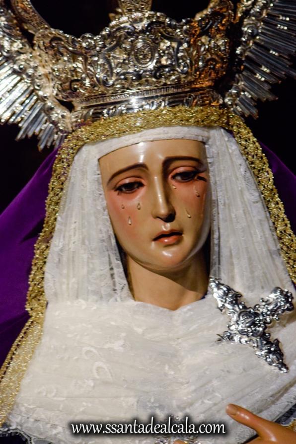 Besamanos a la Virgen de la Amargura (9)