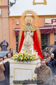 Rosario Matinal de la Virgen del Dulce Nombre (13)