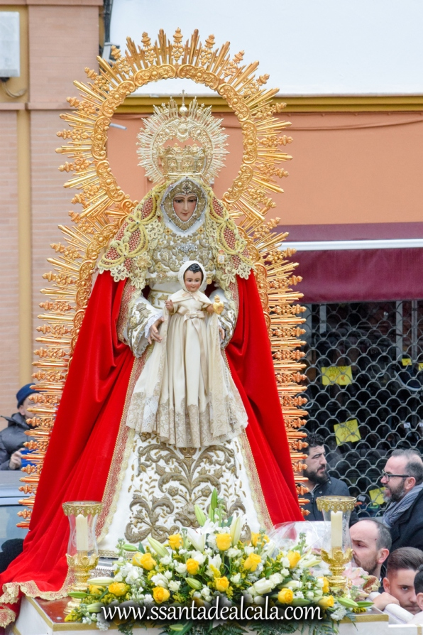 Rosario Matinal de la Virgen del Dulce Nombre (14)