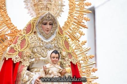 Rosario Matinal de la Virgen del Dulce Nombre (3)