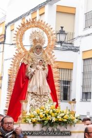 Rosario Matinal de la Virgen del Dulce Nombre (4)