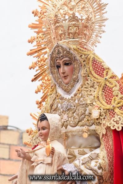Rosario Matinal de la Virgen del Dulce Nombre (7)