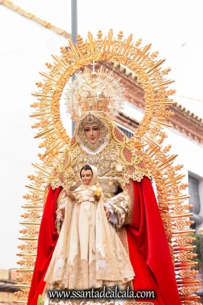 Rosario Matinal de la Virgen del Dulce Nombre (8)