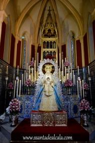 Solemne Tríduo a la Virgen del Águila (1)