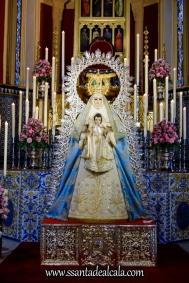 Solemne Tríduo a la Virgen del Águila (2)