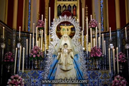 Solemne Tríduo a la Virgen del Águila (3)