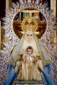 Solemne Tríduo a la Virgen del Águila (4)