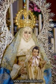 Solemne Tríduo a la Virgen del Águila (5)