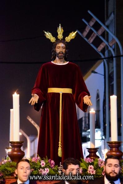 Solemne Vía Crucis del Cristo de la Paz (3)