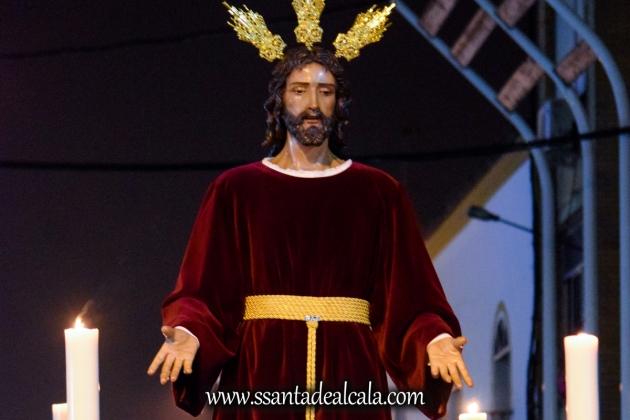 Solemne Vía Crucis del Cristo de la Paz (4)