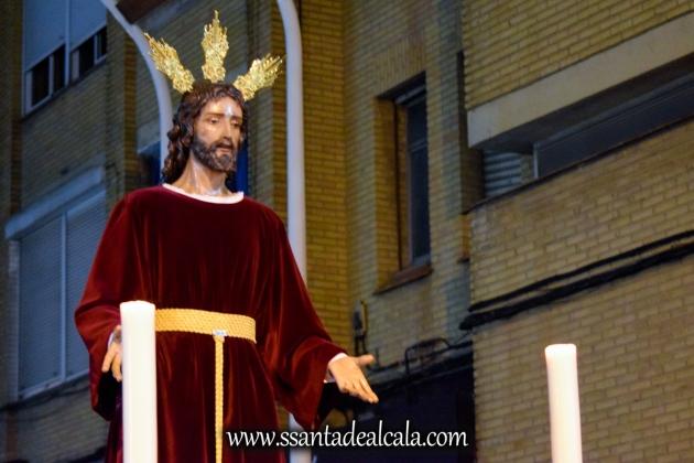 Solemne Vía Crucis del Cristo de la Paz (5)