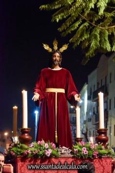 Solemne Vía Crucis del Cristo de la Paz (8)