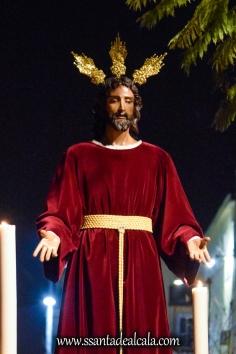 Solemne Vía Crucis del Cristo de la Paz (9)