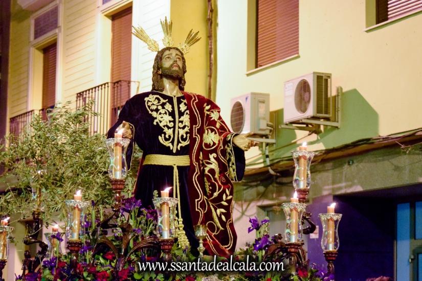 Vía Crucis del Cristo de la Oración 2018 (11)