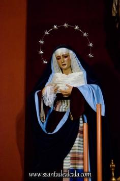 Virgen de la Amargura vestida de hebrea (1)