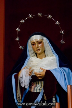 Virgen de la Amargura vestida de hebrea (2)