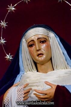 Virgen de la Amargura vestida de hebrea (3)