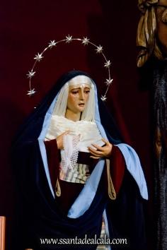 Virgen de la Amargura vestida de hebrea (4)