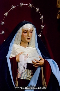 Virgen de la Amargura vestida de hebrea (5)