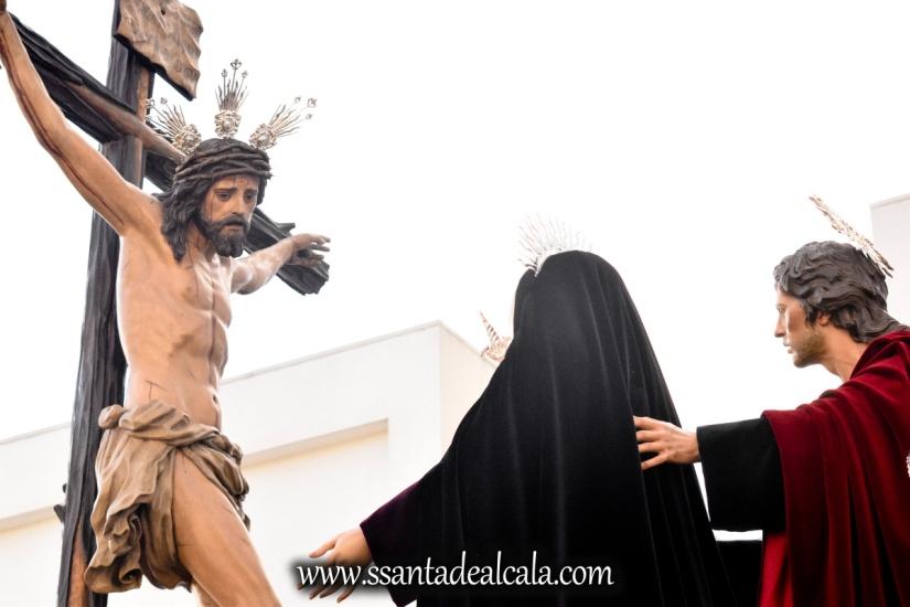 Salida Procesional del Cristo de San Miguel 2018 (10)