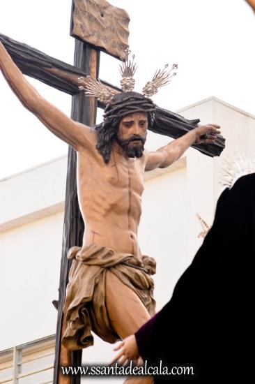 Salida Procesional del Cristo de San Miguel 2018 (11)