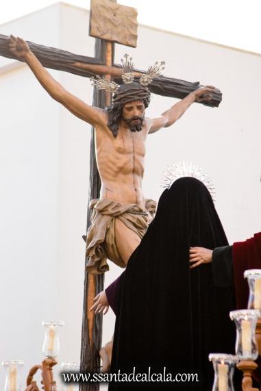 Salida Procesional del Cristo de San Miguel 2018 (15)