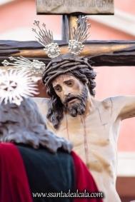 Salida Procesional del Cristo de San Miguel 2018 (2)