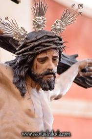 Salida Procesional del Cristo de San Miguel 2018 (5)