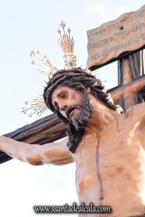Salida Procesional del Cristo de San Miguel 2018 (8)