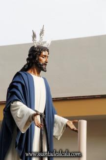 Traslado de regreso del Cristo de la Paz 2018 (3)