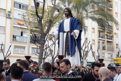 Traslado de regreso del Cristo de la Paz 2018 (5)