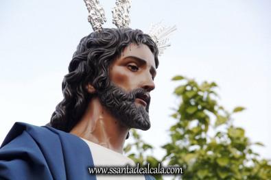 Traslado de regreso del Cristo de la Paz 2018 (6)