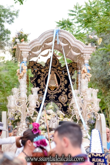 Regreso de la Hermandad del Rocío 2018 (5)