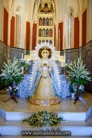 Besamanos de la Virgen del Águila Coronada 2018 (1)
