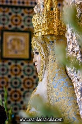 Besamanos de la Virgen del Águila Coronada 2018 (10)