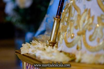 Besamanos de la Virgen del Águila Coronada 2018 (16)