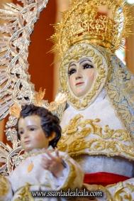 Besamanos de la Virgen del Águila Coronada 2018 (17)
