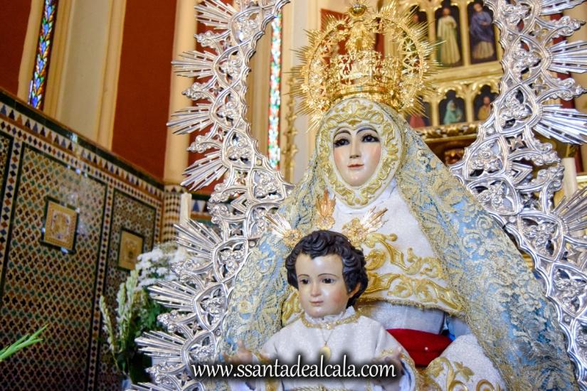 Besamanos de la Virgen del Águila Coronada 2018 (20)