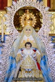 Besamanos de la Virgen del Águila Coronada 2018 (3)