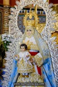 Besamanos de la Virgen del Águila Coronada 2018 (4)