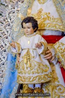 Besamanos de la Virgen del Águila Coronada 2018 (6)