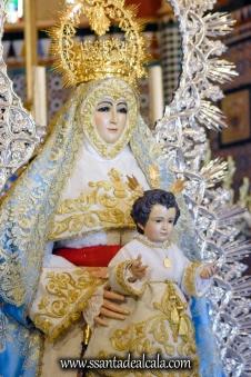 Besamanos de la Virgen del Águila Coronada 2018 (7)