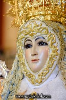 Besamanos de la Virgen del Águila Coronada 2018 (9)