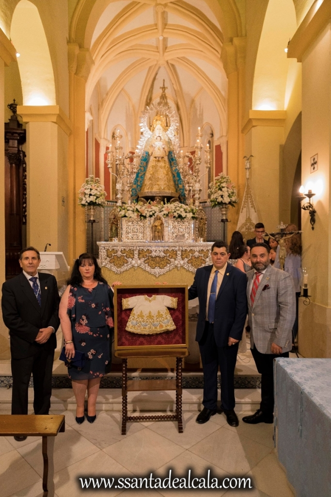 Entrega túnica Hermandad del Perdón (2)