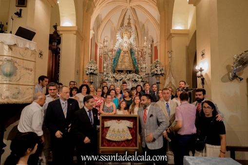 Entrega túnica Hermandad del Perdón (3)