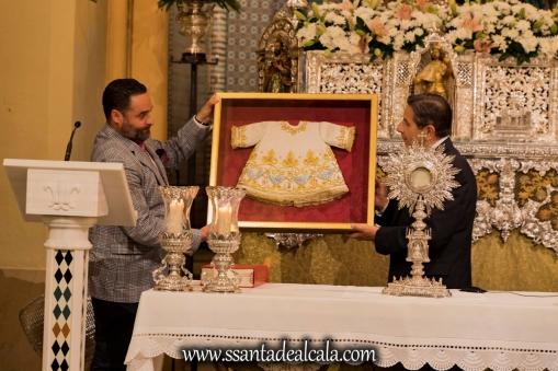 Entrega túnica Hermandad del Perdón (4)